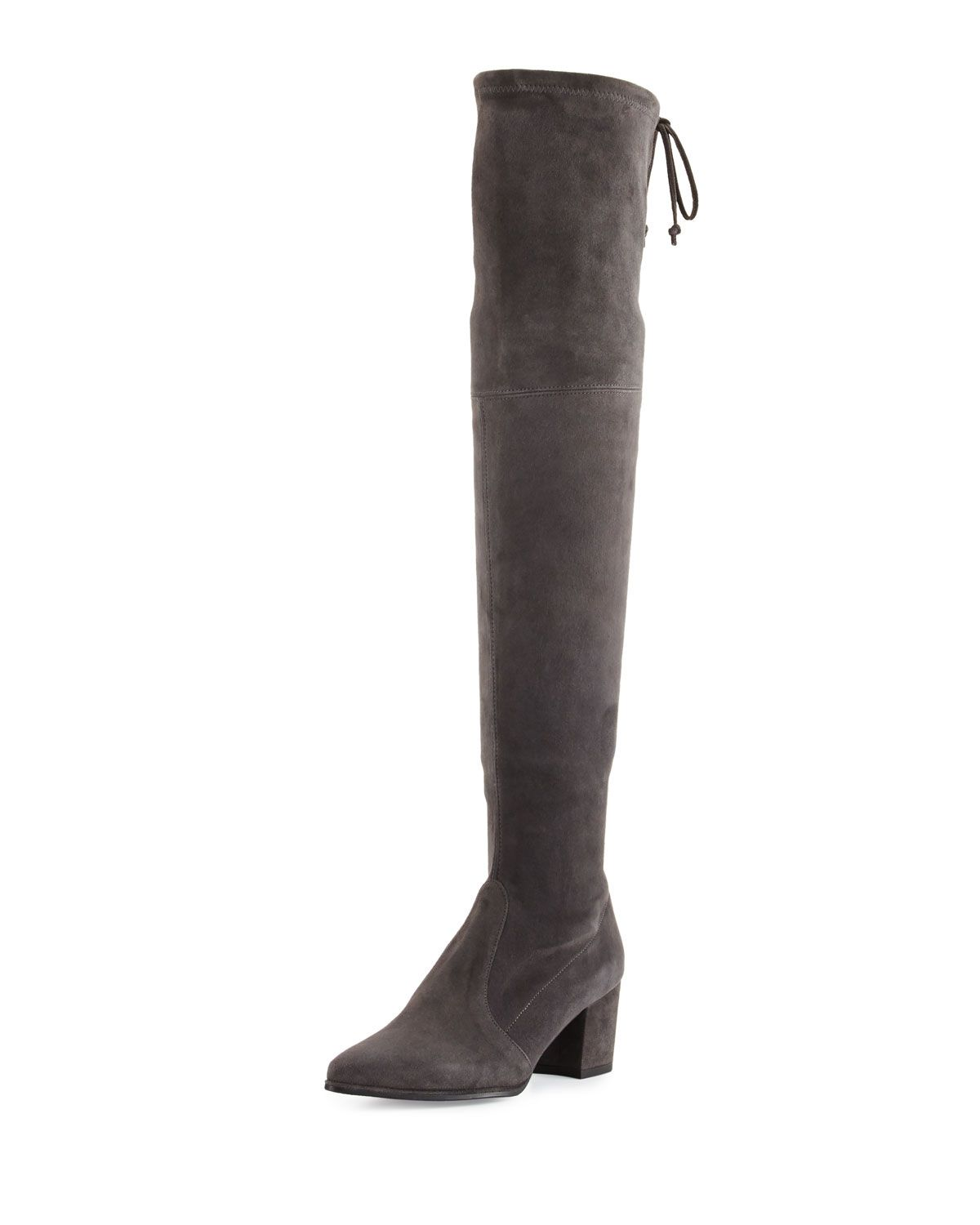 64d501babef Thighland Suede Over-The-Knee Boot