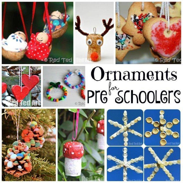 DIY Christmas Ornaments | Christmas Ideas | Pinterest | Christmas ...