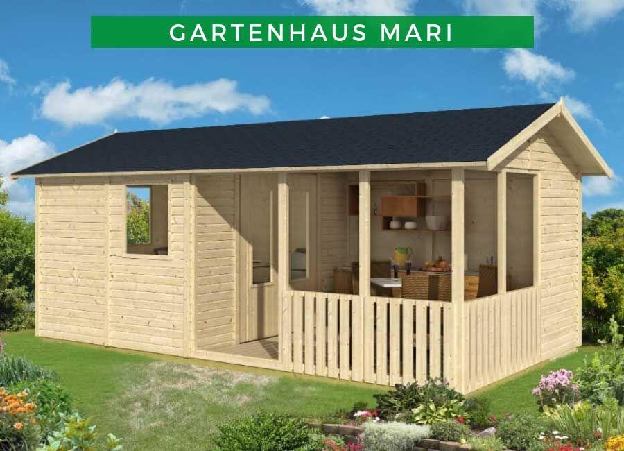Gartenhaus Mari SommerKüche Gartenhaus holz, Gartenhaus