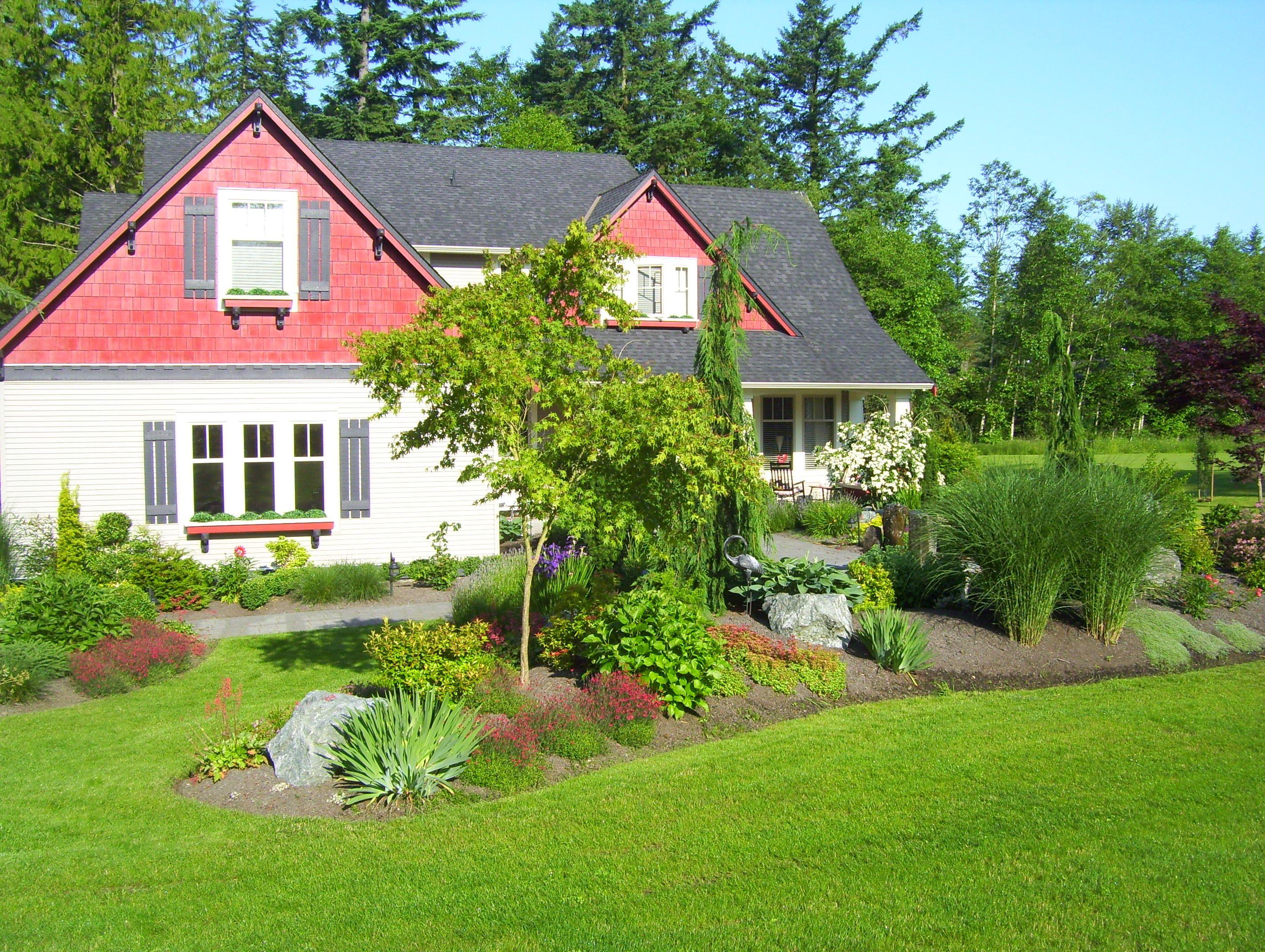 front yard | Ponds backyard, Backyard water feature, Backyard on Front Yard Pond id=85175