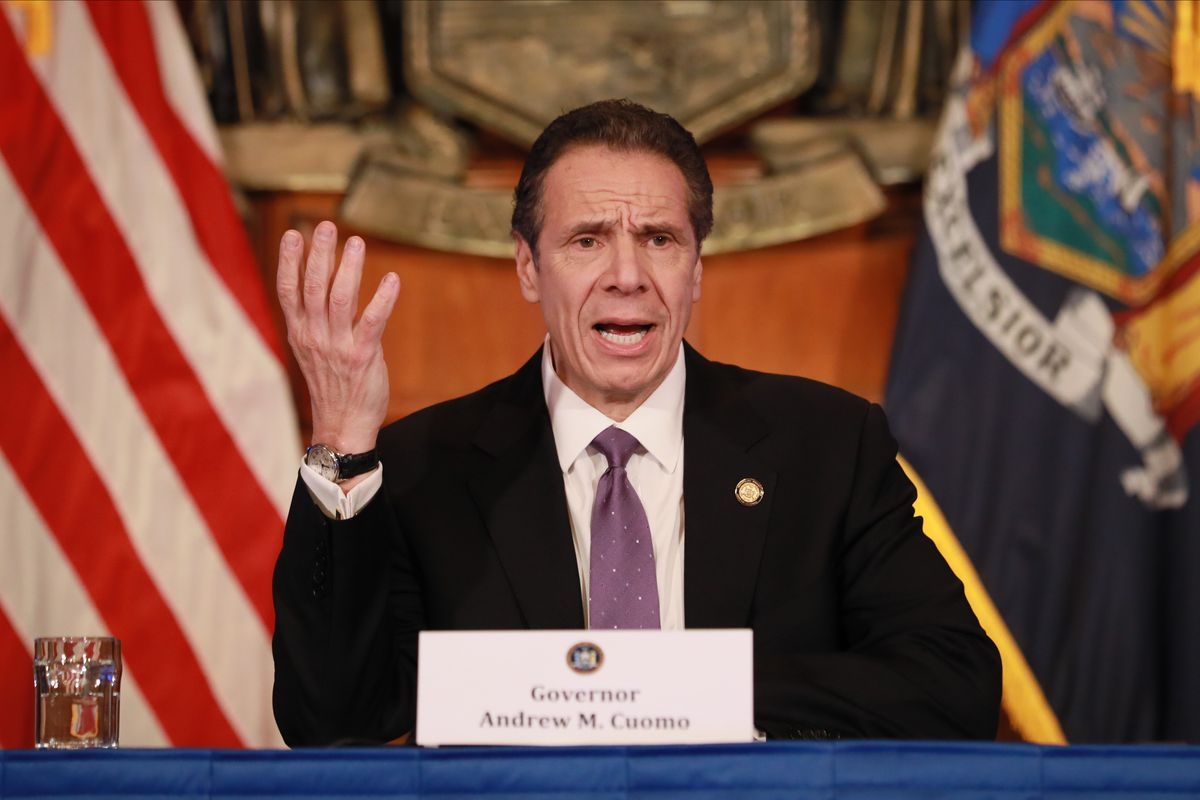 Cuomo S Fix For Sanitizer Shortage 100 000 Gallons Made By Prisoners In 2020 Andrew Cuomo Prison Inmates Army Corps Of Engineers