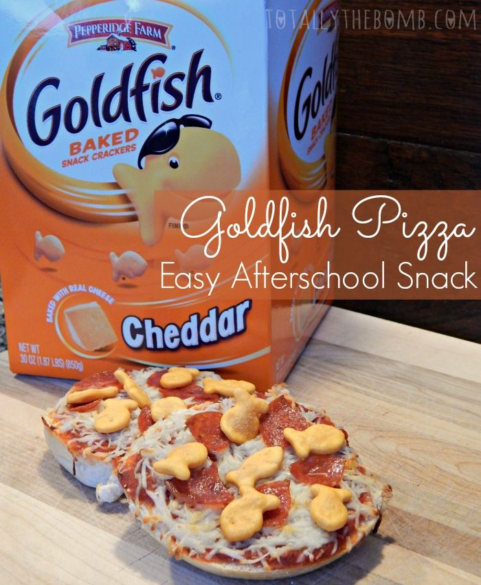 Goldfish cracker pizza an easy after school snack goldfish goldfish cracker pizza an easy after school snack ccuart Image collections