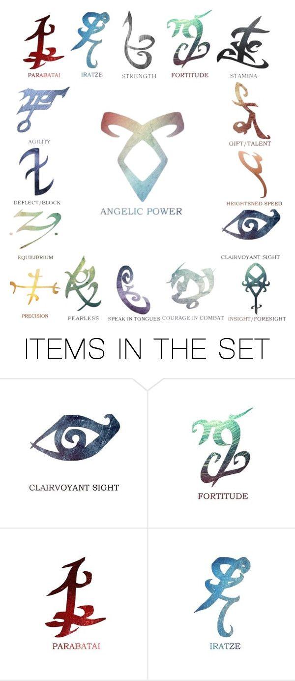 The Mortal Instrument Symbols Mortal Instruments Instruments And