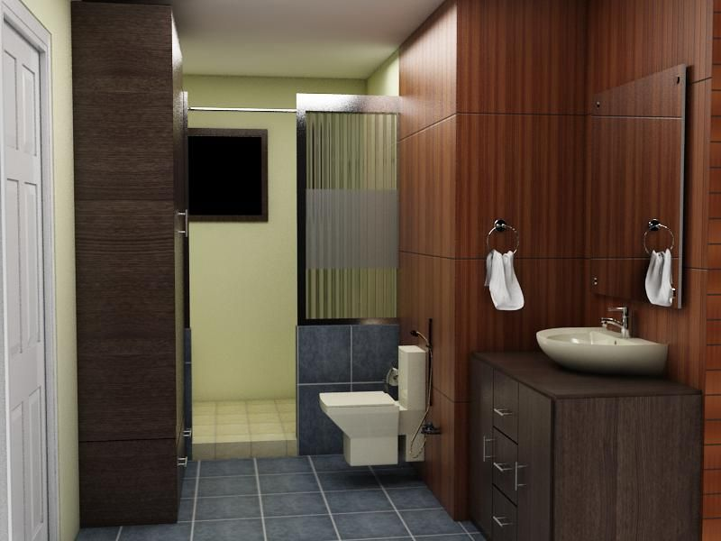Walk In Closet Design And Bathroom Photo Madlonsbigbear - Bathroom design with walk in closet