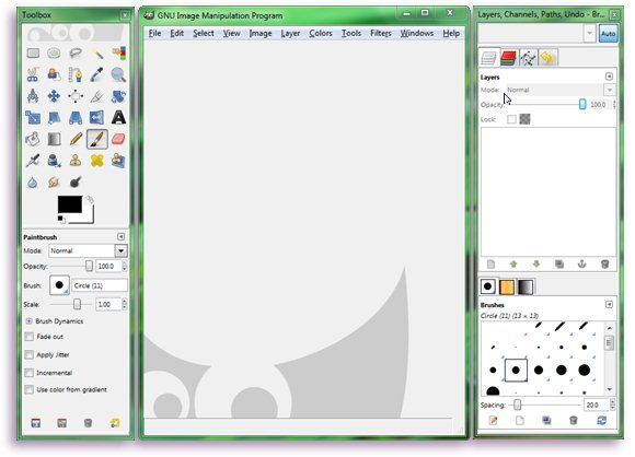 gimp basics tutorial