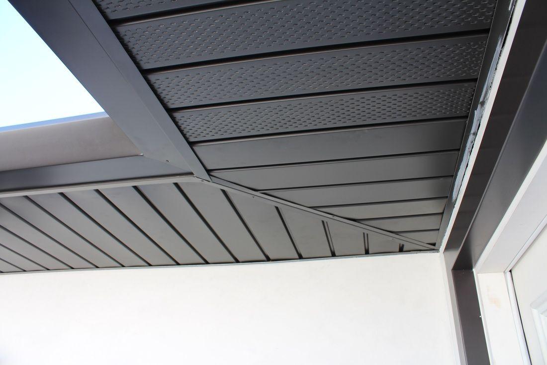 Fascia Board Wrap Or Cladding In Aluminum Rain Gutters Orange County 949 402 9055 Seamless Gutters Cladding Fascia Board Fascia