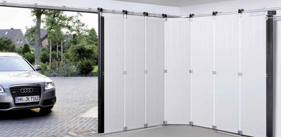 Puertas autom ticas de garaje y puertas industriales - Puertas automaticas para cocheras ...