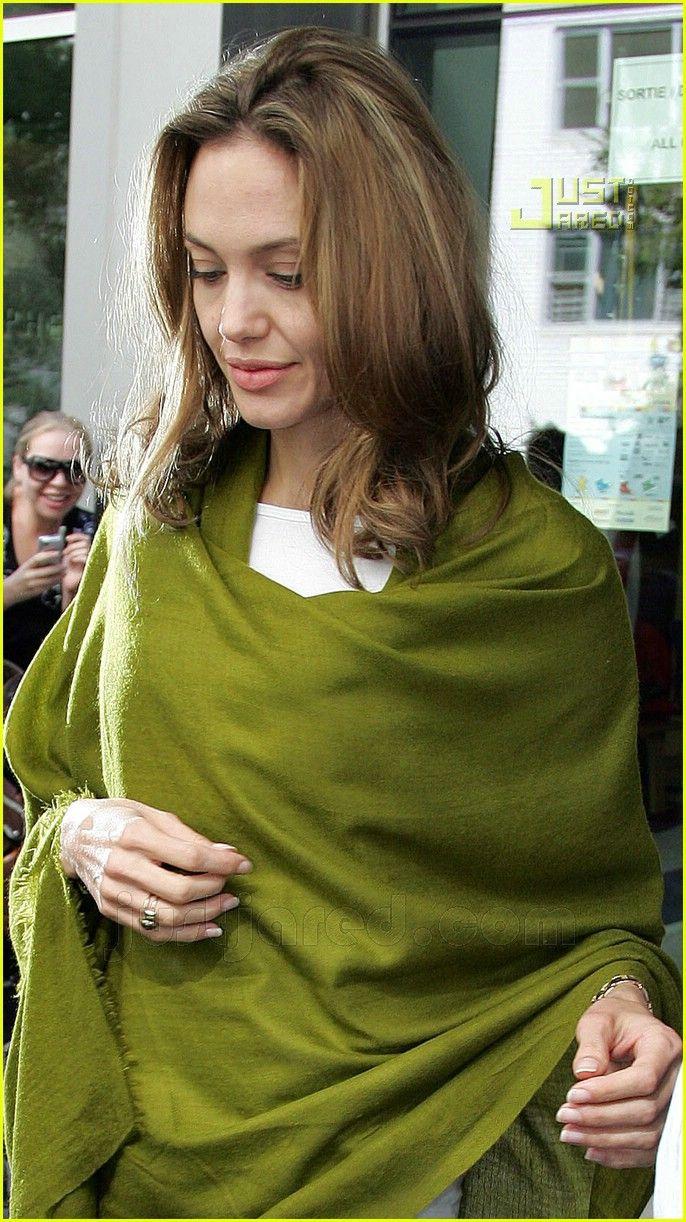 Angelina Jolie Scarf