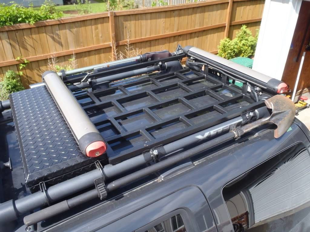 Drop In Roof Rack Surf And Snow S Version With Integrated Lock Box Second Generation Nissan Xterra Forums 2005 Nissan Xterra Roof Rack Nissan