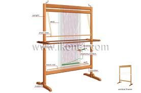 upright loom - This is what I am going to do first.....