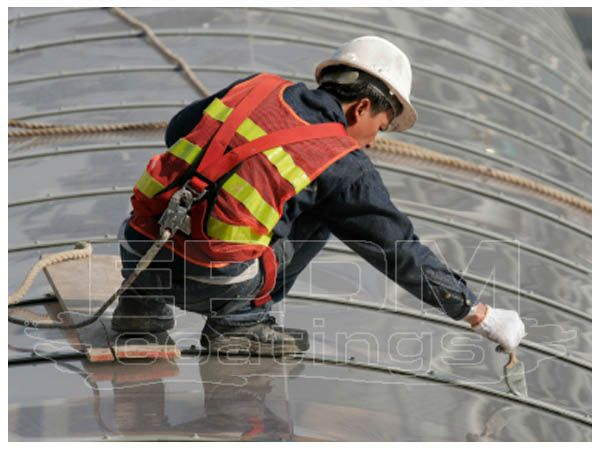 Epdm Based Liquid Roof Best For Roof Leaks Repair Right Now Nobody Can Take A Risk To Waste A Single Penny As Ea Epdm Roofing Roof Leak Repair Roof Coating