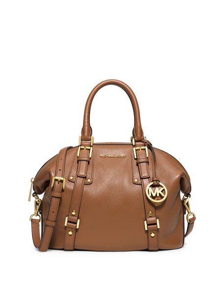 MICHAEL Michael Kors Bedford Belted Medium Satchel Bag