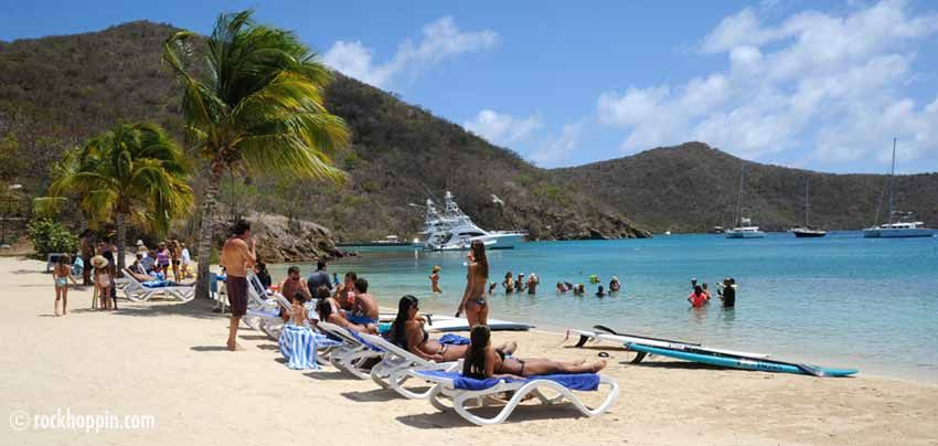 "Pirates Bight, Norman Island, BVI  http://www.rockhoppin.com/…/pirates-bight-norman-island-bvi/ Pirates Bight is closed for the season now and will re-open in October for the 2015/2016 season. ""Prepare for reinventions and exciting innovations"" (restaurant and bar is closed, the anchorage remains open)"