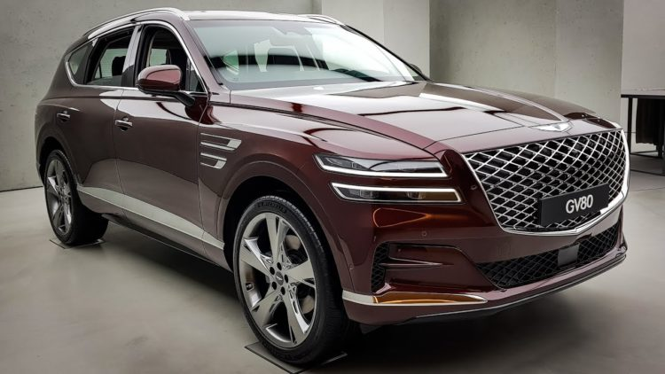 10 Things You Didn T Know About The 2021 Genesis Gv80 In 2020 Luxury Suv Suv Luxury Car Interior