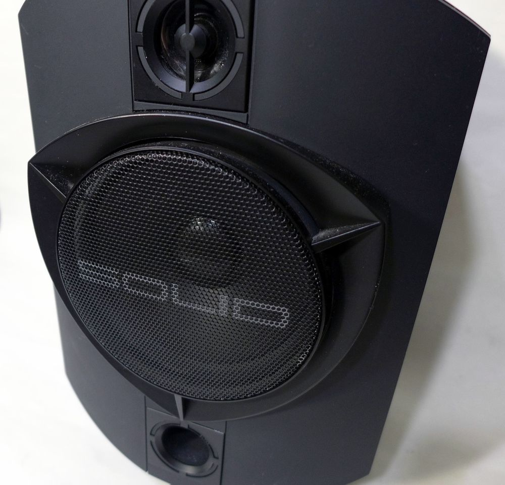 Details about B&W Rock Solid Sounds Speaker System