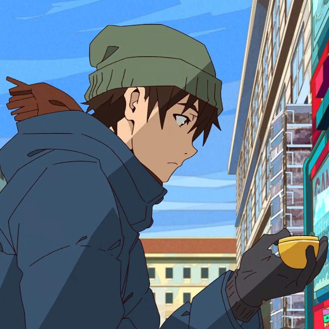 Edamura Masato (Great Pretender) in 2020 Anime style