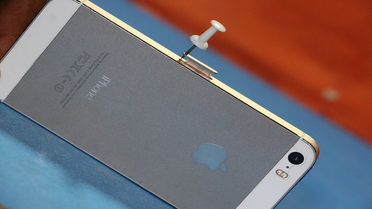 How to insert sim card in any iphone iphone samsung
