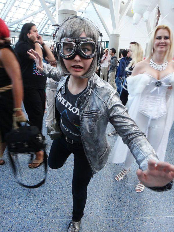Quicksilver X Men Days Of Future Past Costume Stan Lees Comik...