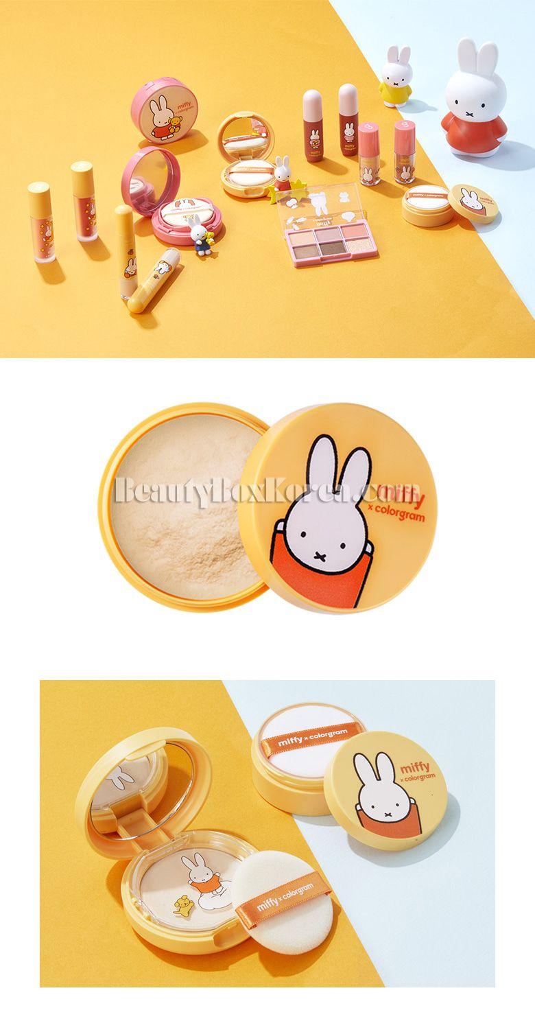 Beauty Box Korea MIFFY Blur Powder 5g Best