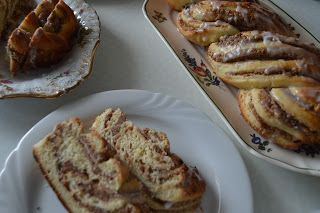 backe-backe-kuchen: Haselnuss- Striezel