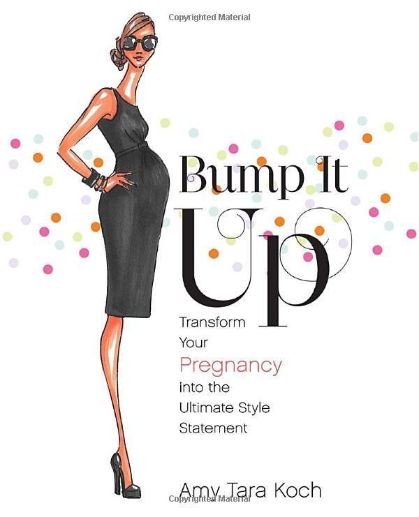 Bump It Up - Style Tips for Pregnancy