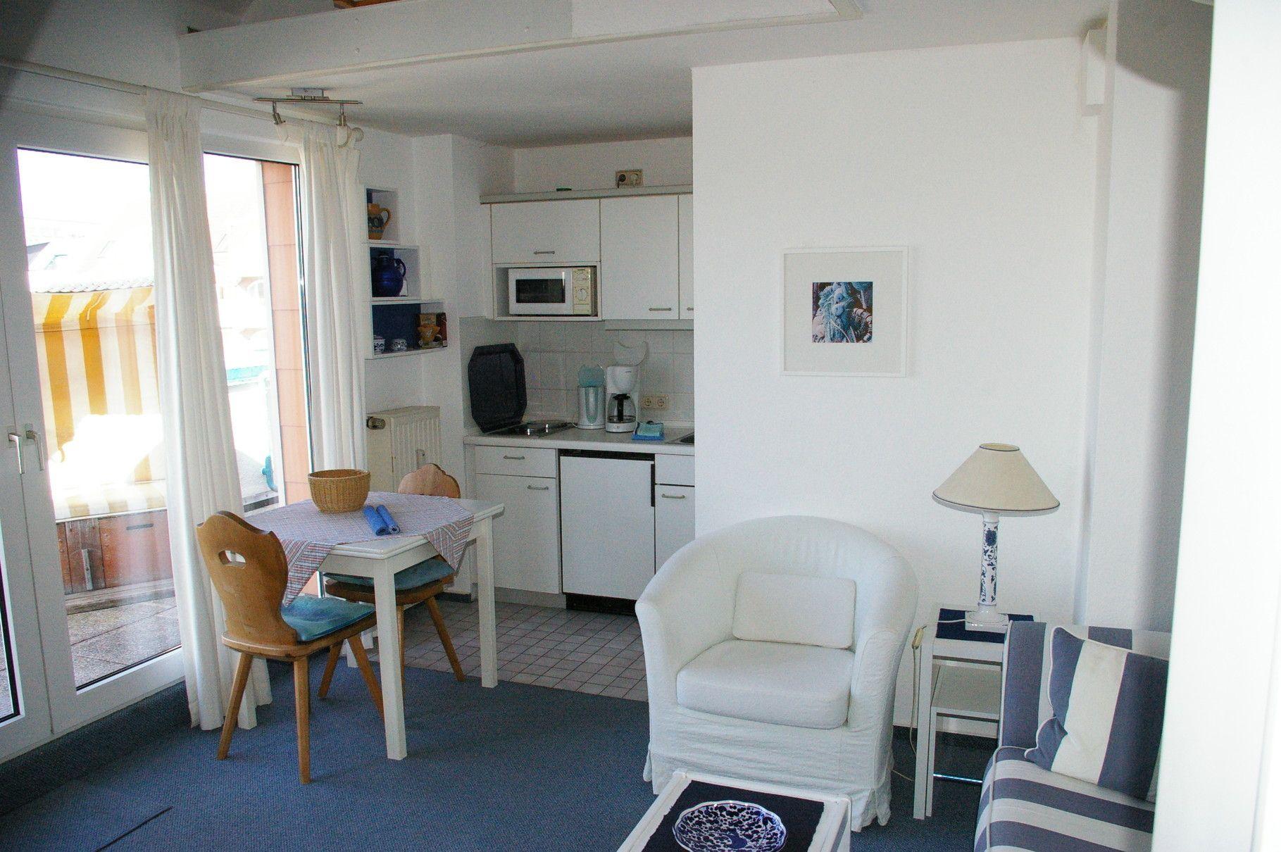 Ferienwohnung Meisennest in Cuxhaven Döse