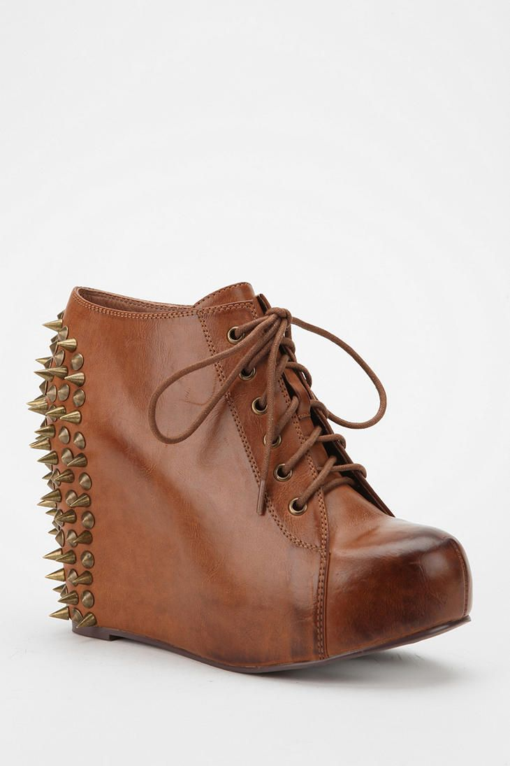 62d9fbbb230be Jeffrey Campbell X UO Spiked 99 Tie Wedge