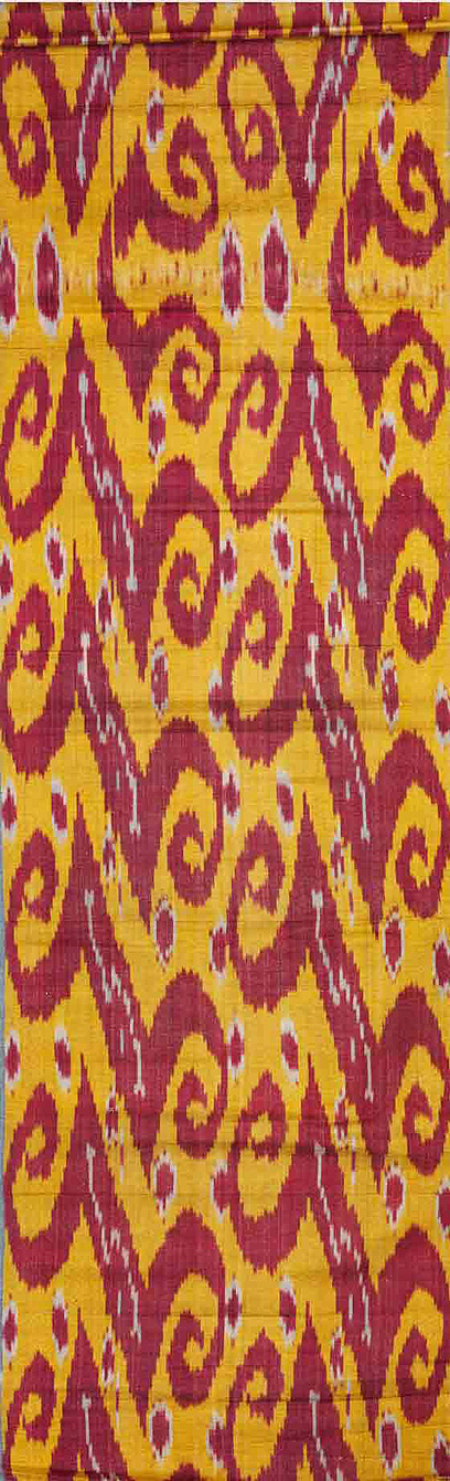Central Asian ikats from the Rau collection - Victoria and Albert Museum - Pip Rau Collection