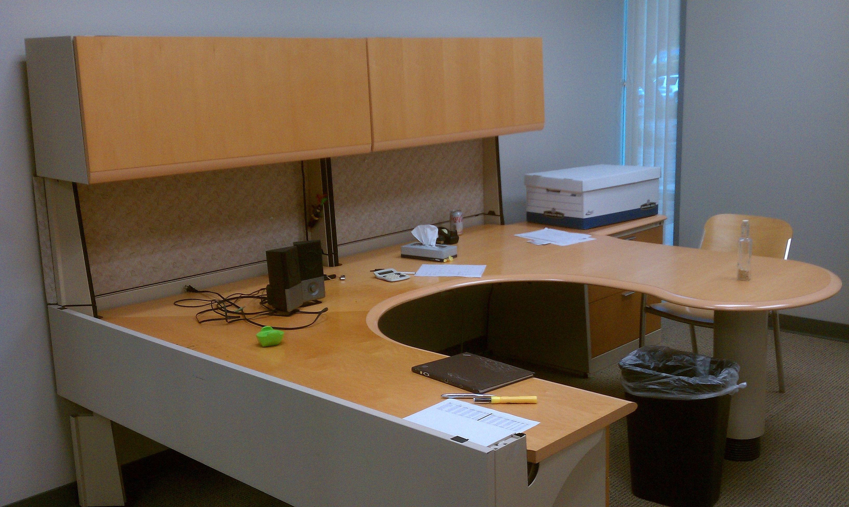 Used Herman Miller Executive Private Office These Executive