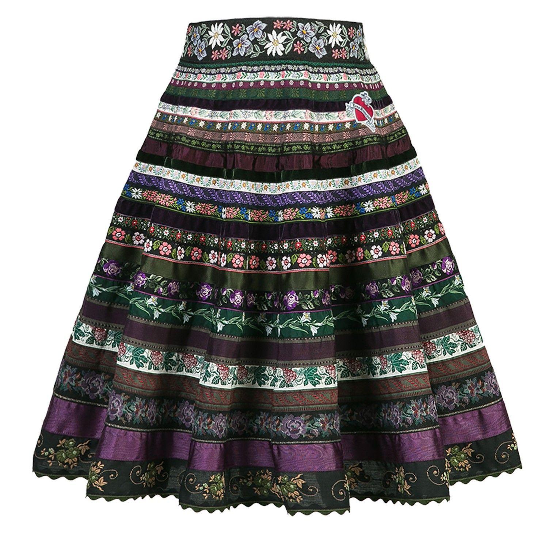 bänderrock altaussee - ribbon skirts - online shop   dirndl
