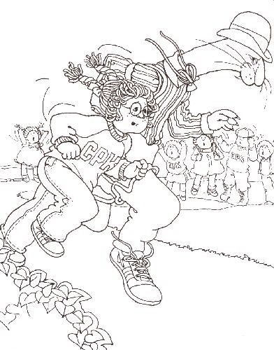 patchy patch coloring pages - photo#41