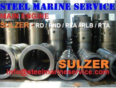 sulzer ship main engine spares steel marine service su steel rh pinterest com World's Largest Locomotive World's Largest Diesel Engine