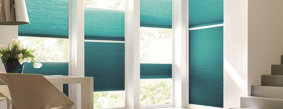 Duette Plissee Vs2 Fur Fenster Wand Moderne Rollladen
