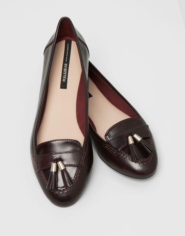 Women S Footwear Woman Pull Bear Turkey Turkiye Women Shoes Vintage Inspired Shoes Classy Shoes