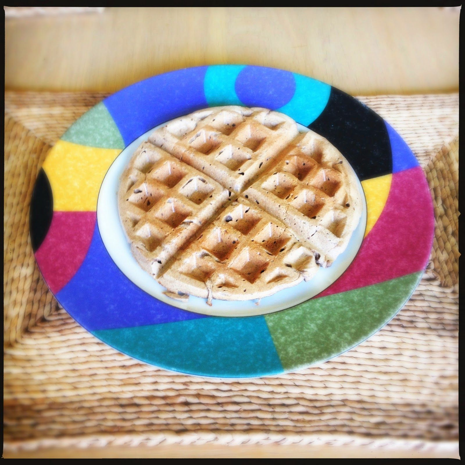 WHOLE FOODS PLANT BASED WFPB N(o)il WAFFLES....WHOLE