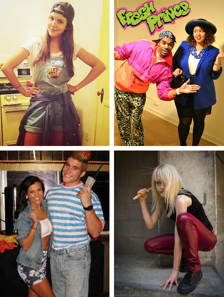 10 Halloween Costumes Inspired By Iconic '90s TV Characters   Holiday Gift Guides   Character ...