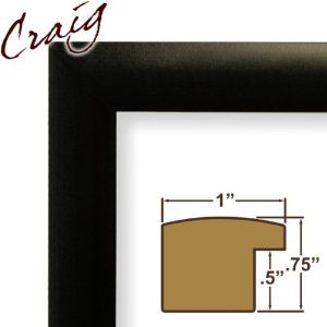 11x17 Picture Frame Poster Frame 1 Wide Matte Black 11x17 N1wb3 Http Www Amazon Com Dp B003gf2cqg Tag Craig Frames Custom Picture Frame Poster Frame