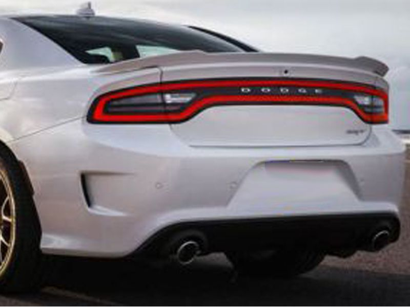 Dodge Charger Hellcat Factory Style Spoiler 2011 2017 Dodge Charger Dodge Charger Hellcat Hellcat