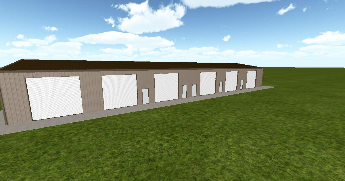 Cool 3D #marketing http://ift.tt/2m81agV #barn #workshop #greenhouse #garage #roofing #DIY