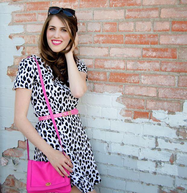 Brooke du jour: Ladylike Leopard