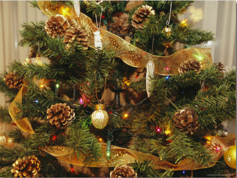 decorate christmas tree with ribbon how to decorate a christmas tree professionally with ribbon house