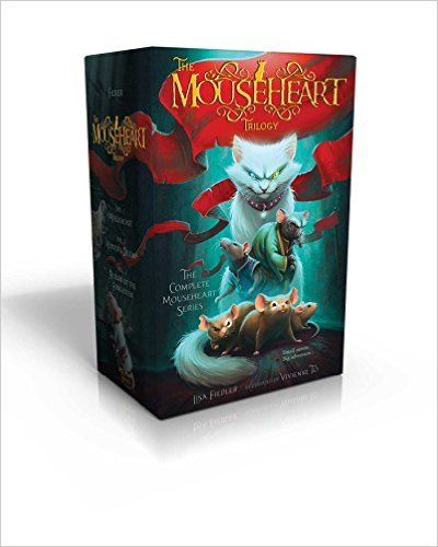 The Mouseheart Trilogy Mouseheart Hopper S Destiny Return Of The Forgotten Lisa Fiedler Vivienne To 978148146927 Trilogy Recommended Reading List Destiny