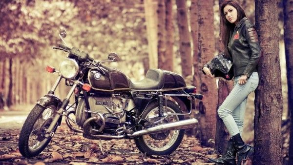 Bike Girl Free Hd Wallpaper Hd Wallpapers Motorcycle Girl