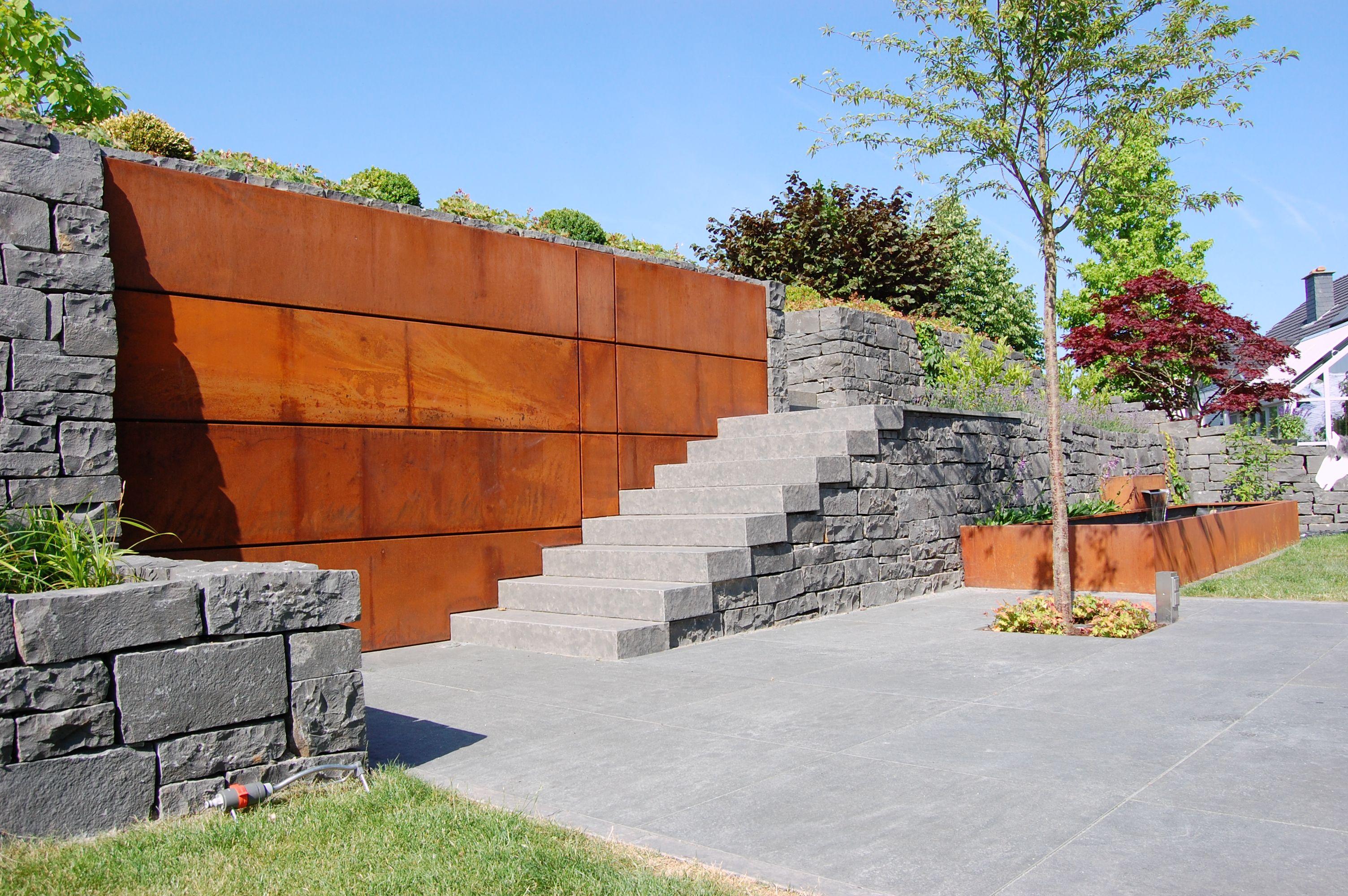 Basalt Bagira Basalt 61 Natursteine Gartengestaltung Garten