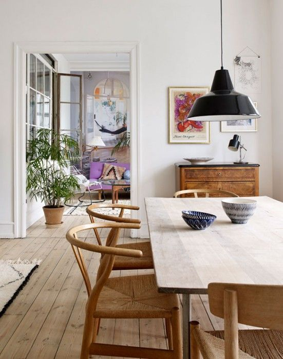 The Home of Karen Maj Kornum, Take Two - #Antique #Home #Karen #Kornum #Maj #diningrooms