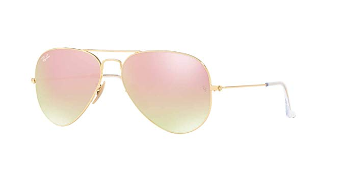 ray ban aviator women's sunglasses amazon
