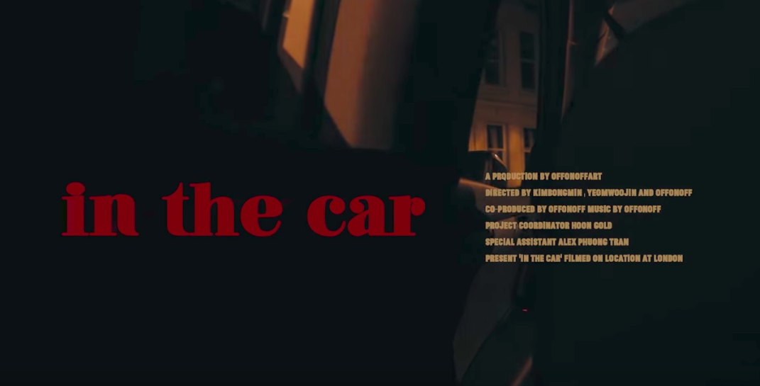 [MV] offonoff in the car