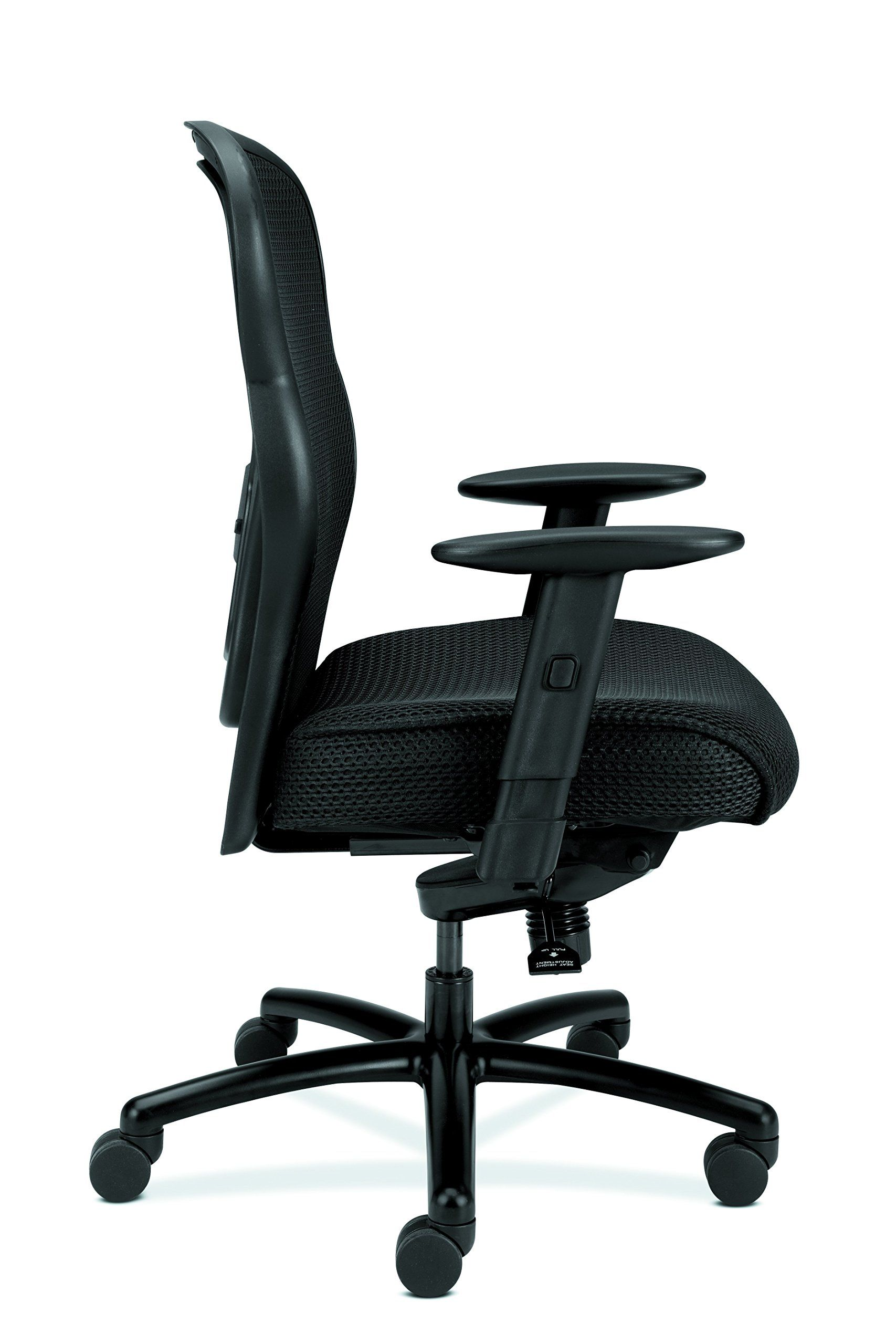 hon wave big and tall executive chair mesh office chair with