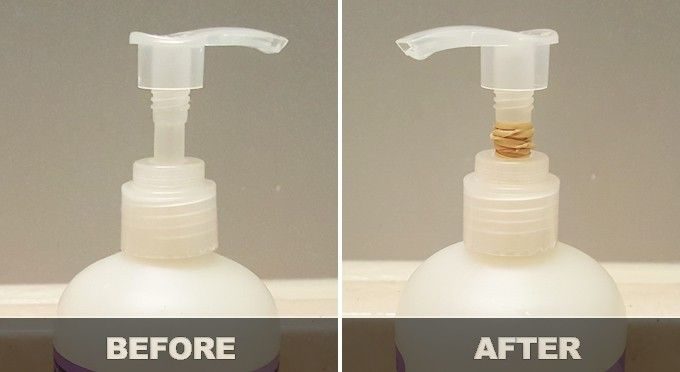 Use Less Hand Soap Without Even Trying