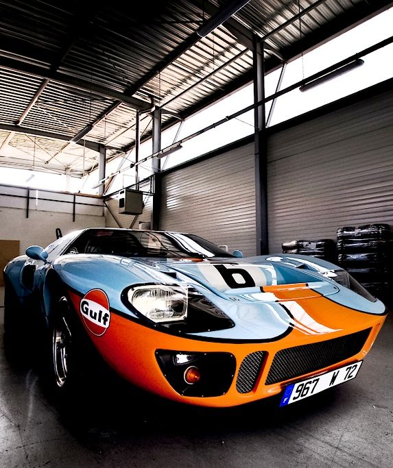 Doyoulikevintage Ford Gt40 With Images Ford Gt40 Ford Gt